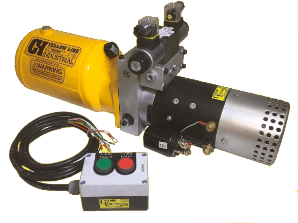 2.2kw hydraulic power pack 3.8 litre