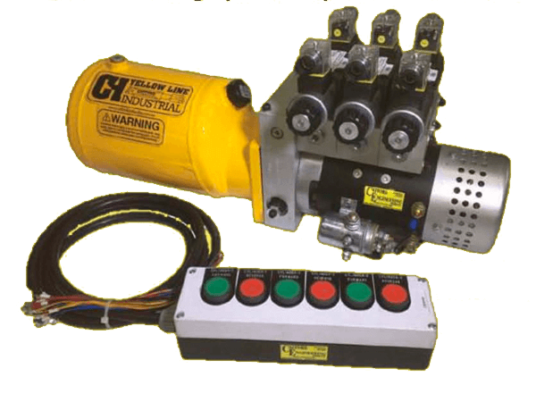 3kw hydraulic power pack 3.8 litre